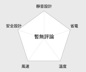 尚朋堂 28L旋風雙層玻璃烤箱(SO-9128S) 雷達圖