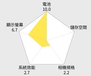 Infocus M518 5吋四核入門智慧機 雷達圖