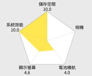 ACER 宏碁 Iconia 四核心可通話平板 - 32G (A1-734) 雷達圖