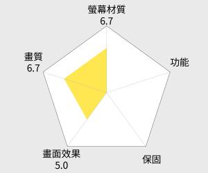 TOSHIBA 東芝 46吋日本製倍速LED液晶電視(46XL10S) 雷達圖