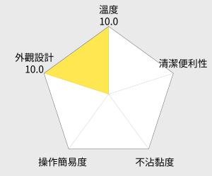 象印分離式鐵板燒烤組(EA-BBF10) 雷達圖