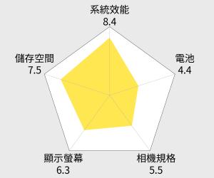ASUS 2G/32G智慧型手機 ZenFone 3 Max(ZC553KL) 雷達圖