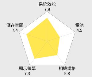 LG G Flex2 H959 5.5吋八核彎曲機(32G) 雷達圖