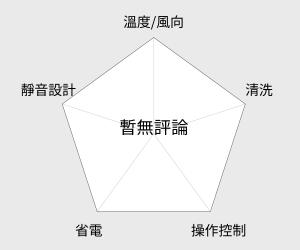 TECO東元一對一定頻分離式冷氣 (MS50F1/MA50F1) 雷達圖