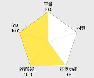 防潮家 電子防潮箱 - 121公升 (FD-118C) 雷達圖