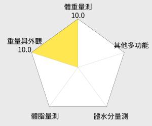 SAMPO聲寶 語音播報體重計 (BF-L1109ML) 雷達圖