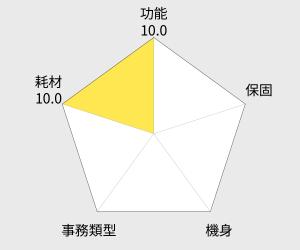 Fujixerox 四合一黑白無線雷射傳真事務機 (M225z) 雷達圖