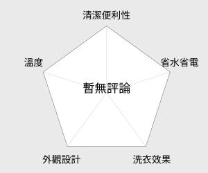 TECO東元 12KG單槽洗衣機(W1209UN) 雷達圖