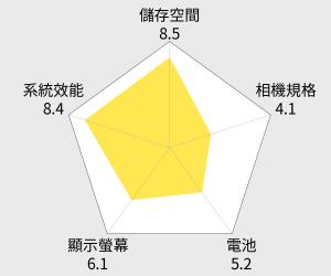 HUAWEI 華為 Mate 20 6.53吋八核心智慧手機 (6G/128G) 雷達圖