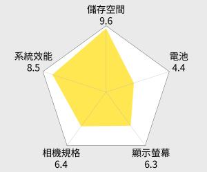 HUAWEI 華為 Mate 10 Pro (6G/128G) 5.9吋八核智慧型手機 雷達圖