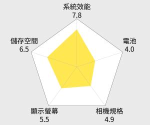 ASUS ZenFone Max ZC550KL手機(32G) 雷達圖