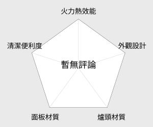 櫻花二口防乾燒節能檯面爐(G-2820G) 雷達圖