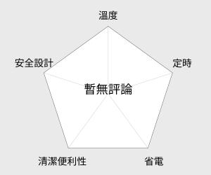 韓國甲珍 雙人定時恆溫電熱毯 (NHB-301P-T) 雷達圖