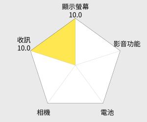 Hugiga 雙卡雙待銀髮3G手機 (HGW950 ) 雷達圖
