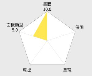 ACER 宏碁 25型 薄邊框電腦螢幕 (KA250HQ) 雷達圖