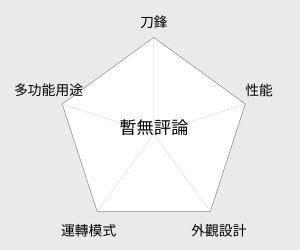 MATRIC日本松木 果汁榨汁(2in1)調理機(MG-JB1501) 雷達圖