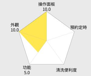 kolin歌林 2.5公升高級萬用電火鍋 (HL-R001) 雷達圖
